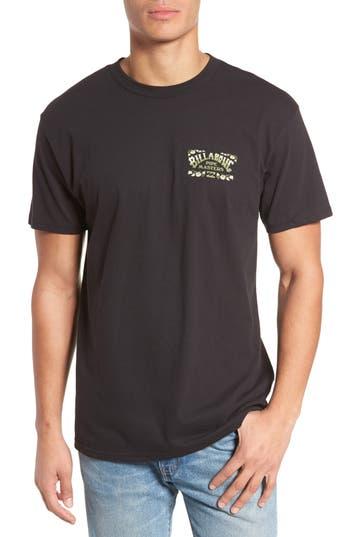 Men's Billabong Vintage Masters Graphic T-Shirt