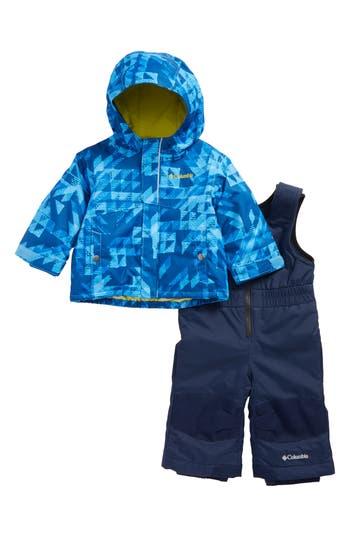 Infant Boy's Columbia Buga Waterproof Jacket & Snow Bib