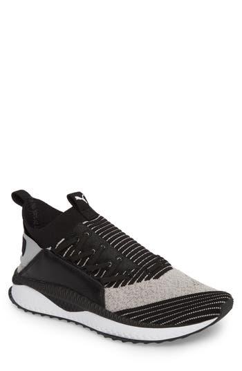 3b8eb0e248f Puma Men S Tsugi Jun Shinsei Ut Casual Sneakers From Finish Line In Black  Grey