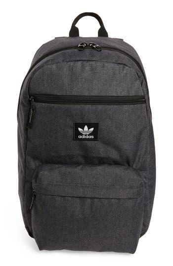 Adidas National Plus Backpack - Grey