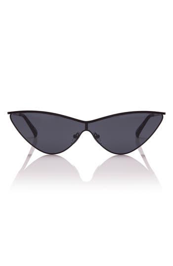 Adam Selman X Le Specs Luxe The Fugitive 71Mm Sunglasses -