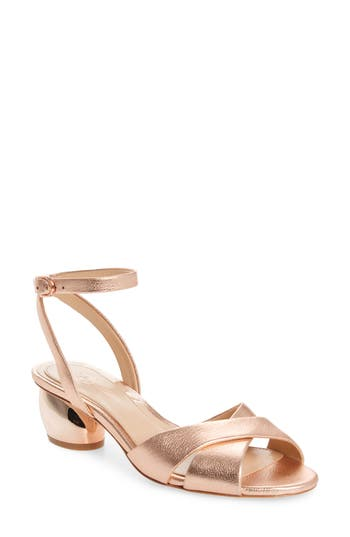 Women's Imagine By Vince Camuto Leven Sandal, Size 7 M - Pink