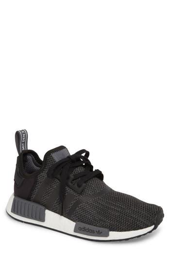 28b8348ebaf9 Adidas Originals Originals Nmd R1 Sneaker In Black  Carbon  White ...