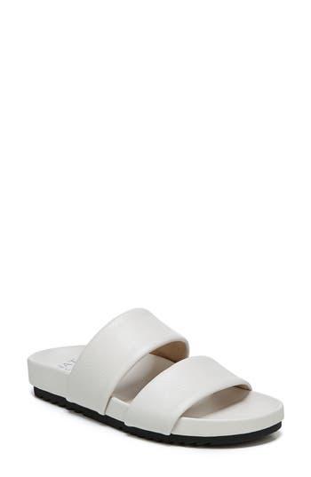 Women's Naturalizer Amabella Slide Sandal, Size 10 W - White