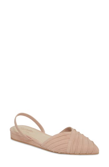 Seychelles Highly Touted Pointy Toe Flat