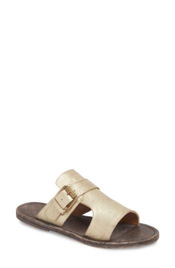 Matisse Abbie Slide Sandal, Metallic