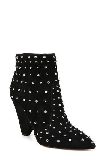 Sam Edelman Roya Studded Boot, Black