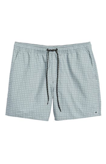 Tavik Belmont Pool Shorts, Grey