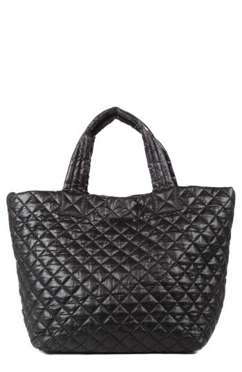 Mz Wallace 'Small Metro' Quilted Oxford Nylon Tote -