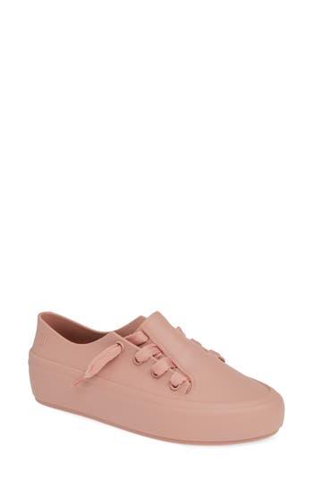 Melissa Ulitsa Slip-On Sneaker, Pink