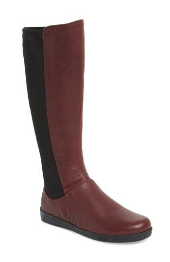 Cloud Ace Tall Boot - Purple