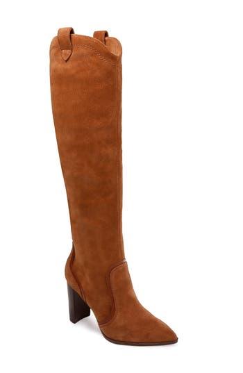 Splendid Caren Knee High Boot- Brown