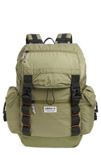Adidas Originals Urban Utility Backpack - Green