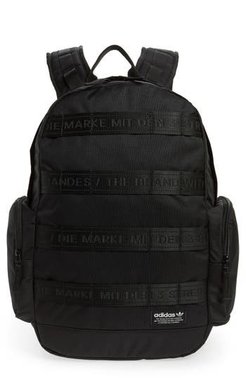 Adidas Originals Create Iii Backpack - Black