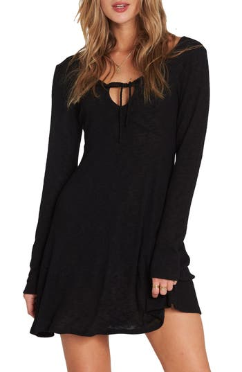 Billabong Walk On Dress, Black