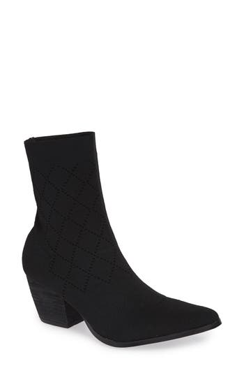 Coconuts By Matisse Ghost Bootie- Black