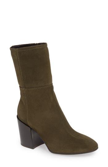 Aquatalia Fabriana Weatherproof Boot, Brown