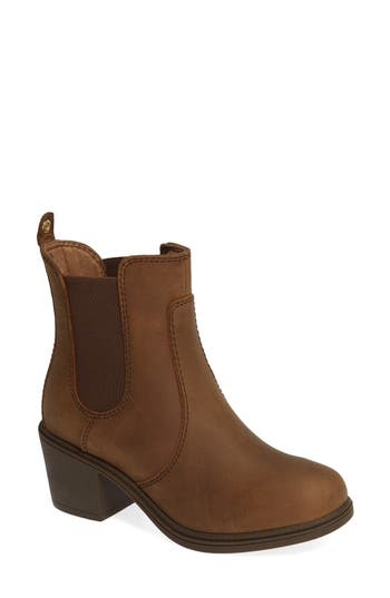 Kodiak Henna Waterproof Chelsea Boot, Brown