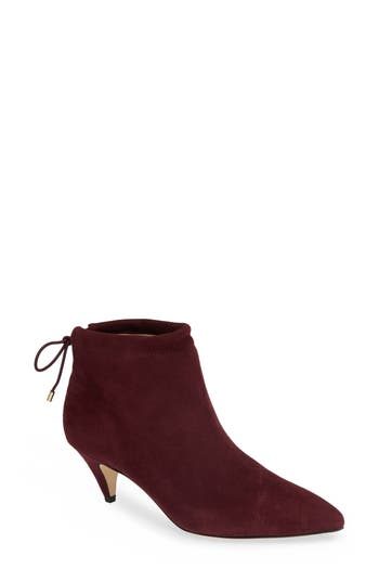 Kate Spade New York Sophie Bootie, Red