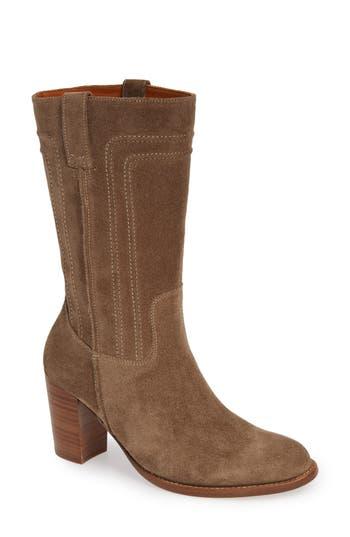 Ariat Starr Western Boot- Beige