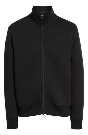 Wings + Horns Cabin Fleece Jacket, Black