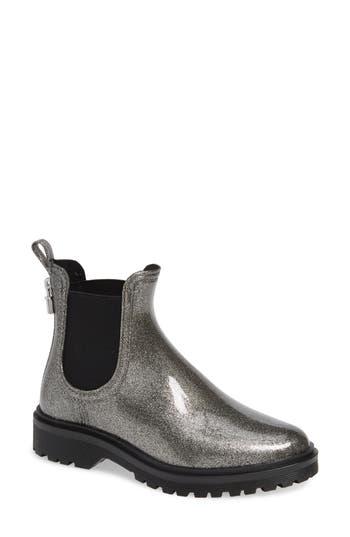 Michael Michael Kors Tipton Chelsea Rain Bootie, Grey