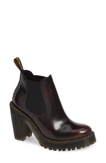 Dr. Martens Hurston Chelsea Boot, Burgundy