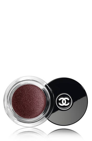 Chanel Illusion D'Ombre Long-Wear Luminous Eyeshadow - 857 Rouge Noir