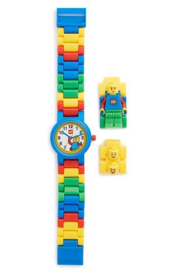 Boy's Lego 'Classic' Character Watch