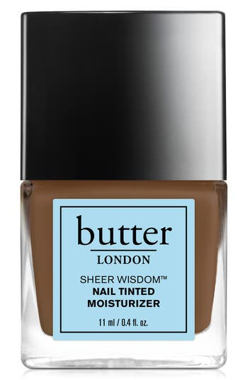 Butter London 'Sheer Wisdom(TM)' Nail Tinted Moisturizer -