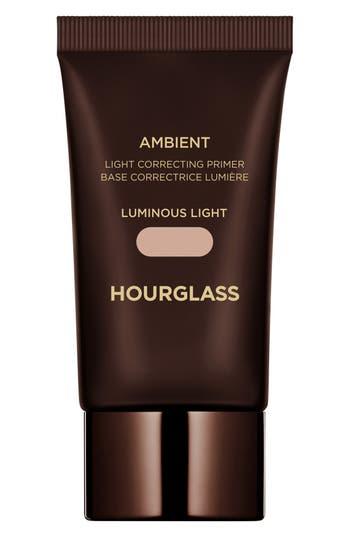Hourglass Ambient Light Correcting Primer - Luminous Light
