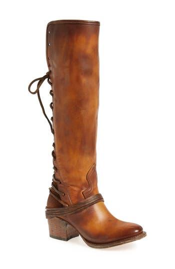 Women's Freebird By Steven 'Coal' Tall Leather Boot