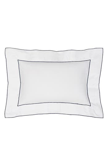 Kassatex Sorrento Accent Pillow, Size One Size - Blue