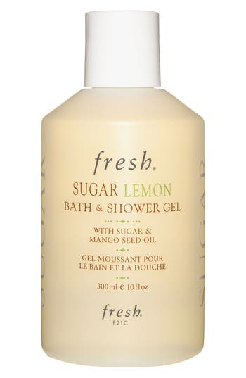 Fresh Sugar Lemon Bath & Shower Gel, Size 10 oz