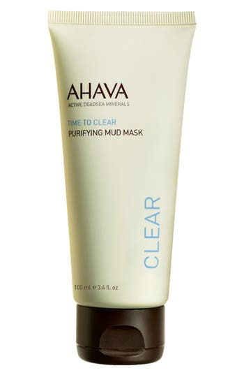 Ahava 'Time To Clear' Purifying Mud Mask