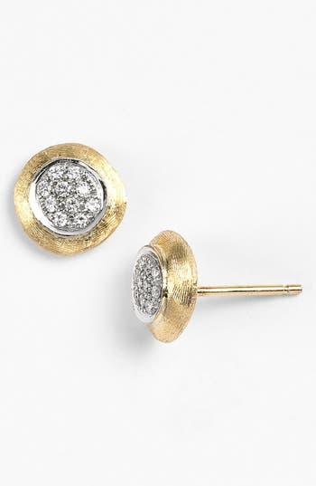 Women's Marco Bicego 'Delicate' Diamond Stud Earrings