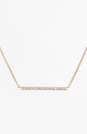 Women's Nadri Bar Pendant Necklace