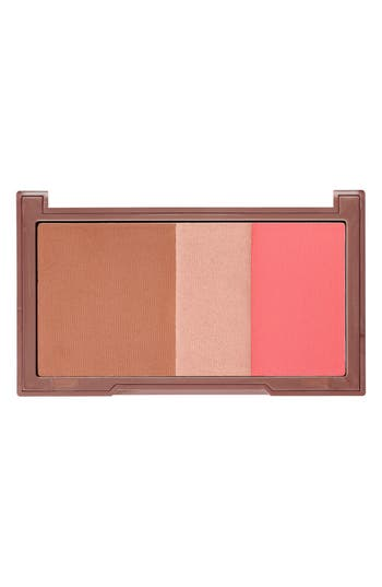 Urban Decay 'Naked Flushed' Bronzer, Highlighter & Blush Palette - Streak