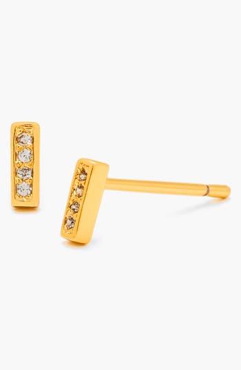 Women's Gorjana 'Mave Shimmer' Mini Stud Earrings