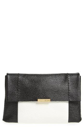 Ted Baker London Parson Leather Crossbody Bag -