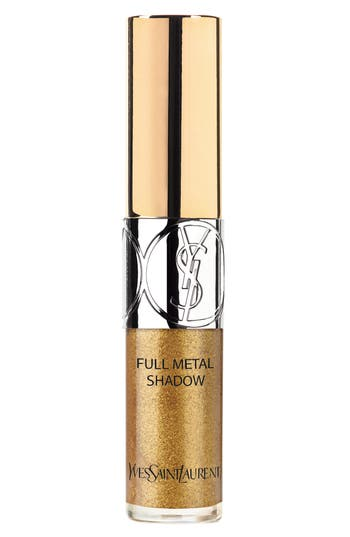 Yves Saint Laurent 'Pop Water - Full Metal Shadow' Metallic Color Liquid Eyeshadow - 17 Source Of Gold
