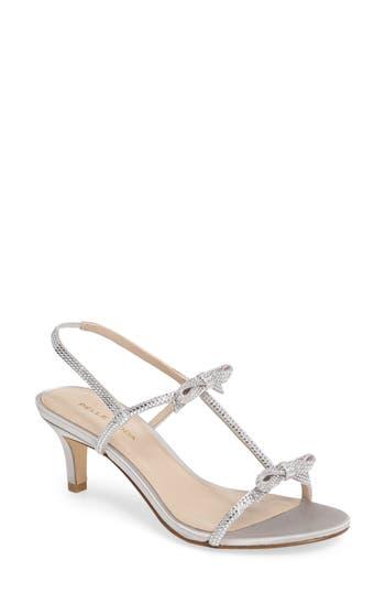 Pelle Moda Berta Sandal, Metallic