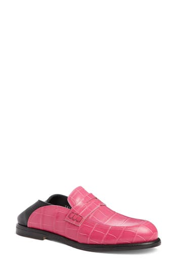 Women's Loewe Convertible Loafer, Size 36 EU - Pink