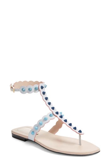 Women's Fendi Studded Gladiator Sandal