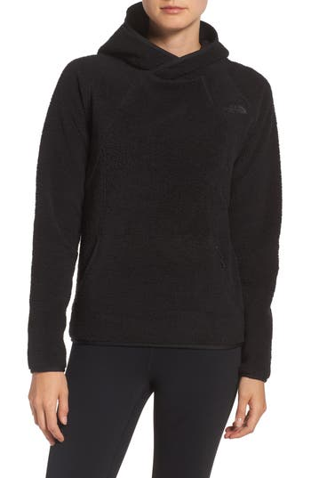 Women's The North Face Hooded Fleece Pullover