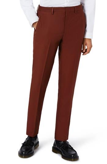 Men's Topman Skinny Fit Suit Trousers