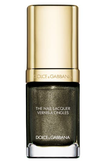 Dolce & gabbana Beauty 'The Nail Lacquer' Liquid Nail Lacquer - Stromboli 835