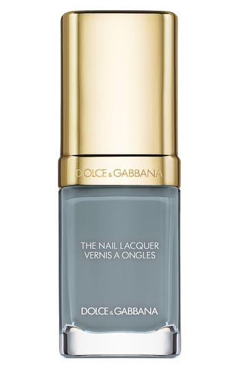 Dolce & gabbana Beauty 'The Nail Lacquer' Liquid Nail Lacquer - Anise 715