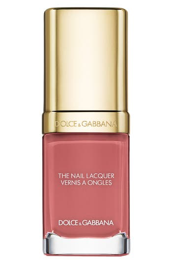 Dolce & gabbana Beauty 'The Nail Lacquer' Liquid Nail Lacquer - Gentle 140