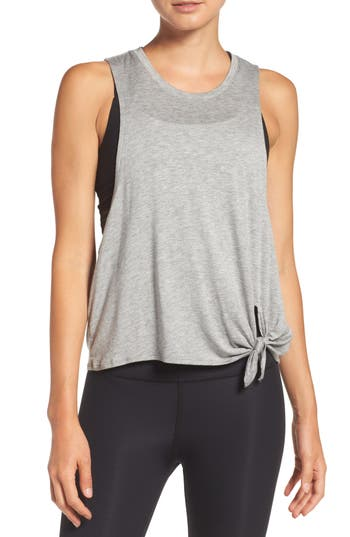 Beyond Yoga Tanks ALL TIED UP MUSCLE TANK
